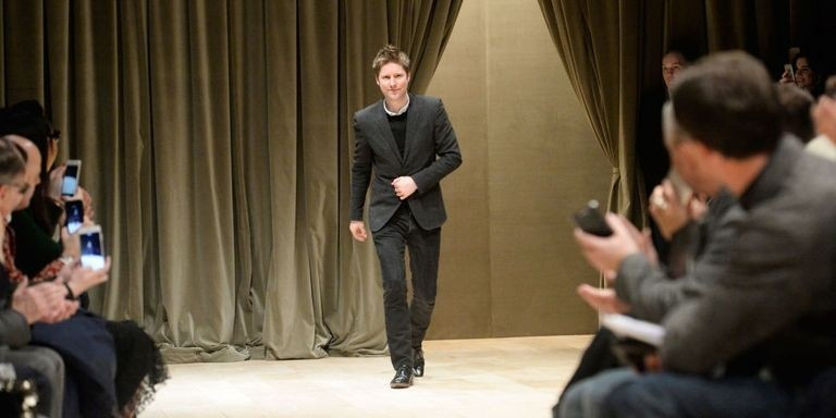 Christopher Bailey deja su puesto como Director Creativo de Burberry