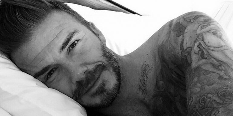 David Beckham rompe récord en Instagram