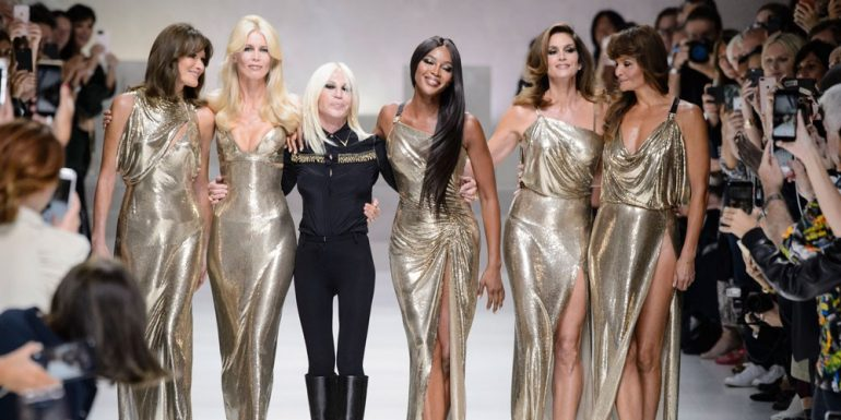 "Donatella Versace recibirá el premio ""Fashion Icon"" en los Fashion Awards"