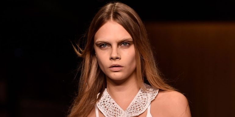 Givenchy abre al público su desfile en Fashion Week