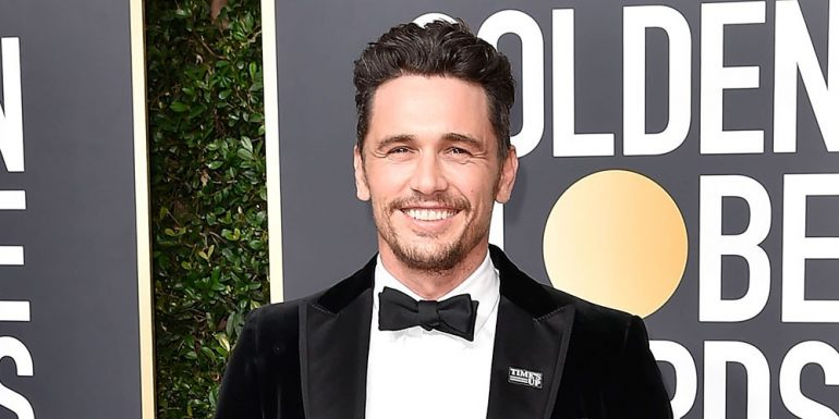 James Franco enfrenta acusaciones por mala conducta sexual
