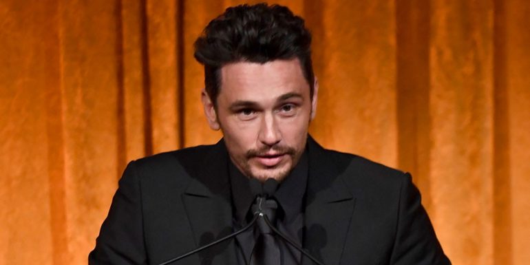 James Franco responde a las acusaciones sobre su mala conducta sexual