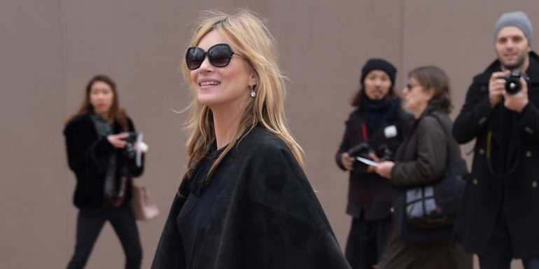 Kate Moss estará en la película 'Absolutely Fabulous'