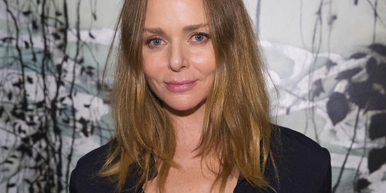 Stella McCartney será honrada en los Fashion Awards la próxima semana