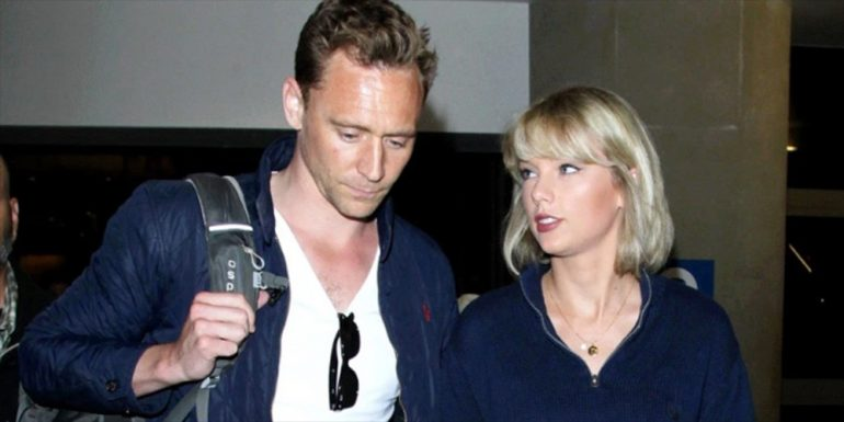 Tom Hiddleston podría estar usando a Taylor Swift para hacerse más famoso